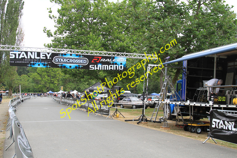 Start/Finish Line Starcrossed 2011