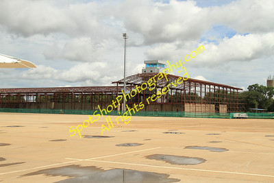 New Liviingstone Airport Terminal Under Construction.